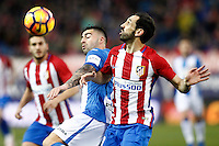 ATLETICO DE MADRID v CD LEGANES.LA LIGA 2016/2017.