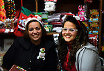 Egyptian Christians celebrate of Christmas and New Year festivities, in Shobra, Cairo on January 1, 2015. Photo by Amr Sayed