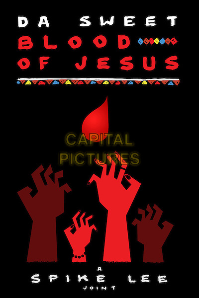 POSTER ART<br /> in Da Sweet Blood of Jesus (2014) <br /> *Filmstill - Editorial Use Only*<br /> CAP/FB<br /> Image supplied by Capital Pictures