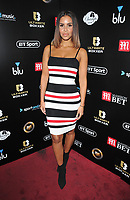 Shanie Ryan at the Ultimate Boxxer III professional boxing tournament, indigO2 at The O2, Millennium Way, Greenwich, London, England, UK, on Friday 10th May 2019.<br /> CAP/CAN<br /> &copy;CAN/Capital Pictures
