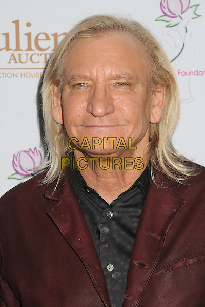 1 December 2015 - Beverly Hills, California - Joe Walsh. The Collection of Ringo Starr and Barbara Bach Exhibition held at Julien's Auctions. <br /> CAP/ADM/BP<br /> &copy;BP/ADM/Capital Pictures