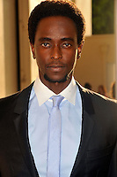 Edi Gathegi at the Disney Media Networks International Upfronts at Walt Disney Studios on May 20, 2012 in Burbank, California. © mpi35/MediaPunch Inc.