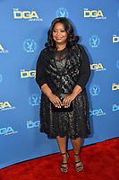 LOS ANGELES, CA. February 02, 2019: Octavia Spencer at the 71st Annual Directors Guild of America Awards at the Ray Dolby Ballroom.<br /> Picture: Paul Smith/Featureflash