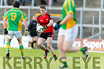 Stephen O' Brien Kenmare in action against Kilfenora in the Munster Intermediate Club Football Championship Semi-Final at Fitzgerald Stadium on Sunday.