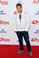 Luke Hemsworth at the Los Angeles premiere for &quot;47 Meters Down&quot; at the Regency Village Theatre, Westwood. <br /> Los Angeles, USA 12 June  2017<br /> Picture: Paul Smith/Featureflash/SilverHub 0208 004 5359 sales@silverhubmedia.com