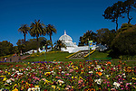 California: San Francisco. Conservatory of Flowers in Golden Gate Park.  Photo copyright Lee Foster. Photo #: 23-casanf78896