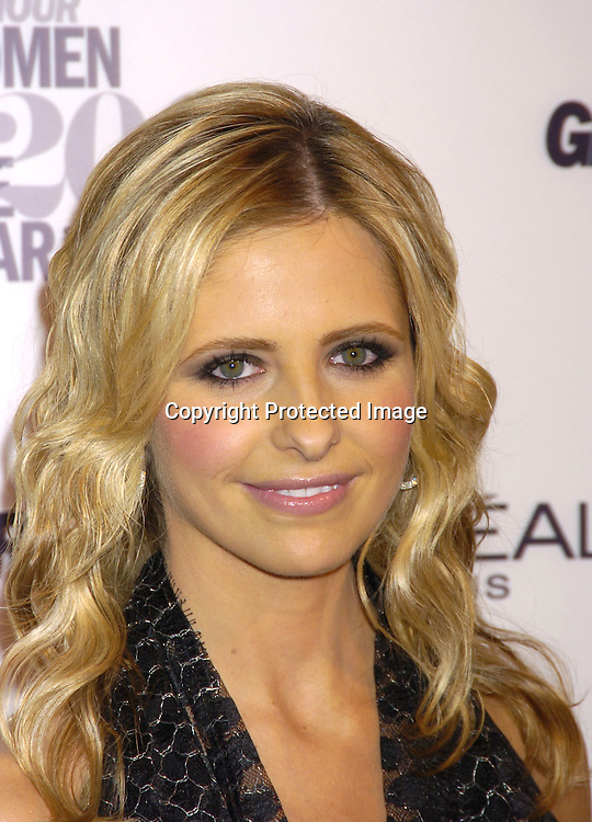 Sarah Michelle Gellar ..at The 15th Annual Glamour Magazine Women of the Year Awards on November 8, 2004 at The American Museum  of Natural History in New York City. ..Photo by Robin Platzer, Twin Images