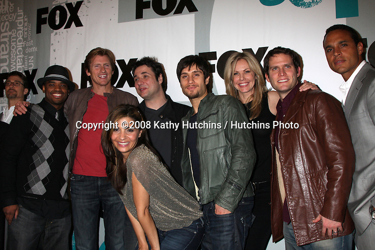 Denis Leary & Rescue Me Cast arriving at the Fox TV TCA Party at MY PLACE  in Los Angeles, CA on .January 13, 2009.©2008 Kathy Hutchins / Hutchins Photo..                .