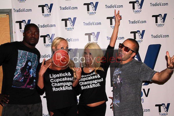 Mike Williams, Mary Carey, Jazy Berlin, Stu Stone<br />