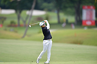 SINGAPORE - FEBRUARY 01: Eun-Hee Ji of South Korea on the 16th fairway during the second round of the HSBC Women's World Championship 2019 at Sentosa Golf Club - Tanjong Course, Singapore on March 01, 2019.<br /> .<br /> .<br /> .<br /> (Photo by: Naratip Golf Srisupab/SEALs Sports Images)<br /> .<br /> Any image use must include a mandatory credit line adjacent to the content which should read: Naratip Golf Srisupab/SEALs Sports Images