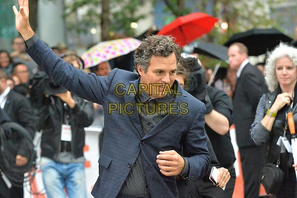10 September 2014 - Toronto, Canada - Mark Ruffalo. &quot;Infinitely Polar Bear&quot; Premiere during the 2014 Toronto International Film Festival held at Roy Thomson Hall.  <br /> CAP/ADM/BPC<br /> &copy;Brent Perniac/AdMedia/Capital Pictures