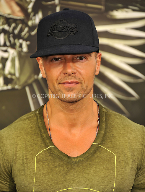 WWW.ACEPIXS.COM......August 15, 2012, Los Angels, CA.......Joey Lawrence arriving at the Los Angeles Premiere of 'The Expendables 2' on August 15, 2012 in Hollywood, CA.......By Line: Peter West/ACE Pictures....ACE Pictures, Inc..Tel: 646 769 0430..Email: info@acepixs.com