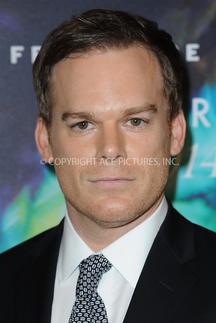WWW.ACEPIXS.COM<br /> June 16, 2014 New York City<br /> <br /> Michael C. Hall attending the 2014 Fragrance Foundation Awards on June 16, 2014 in New York City.<br /> <br /> Please byline: Kristin Callahan/AcePictures<br /> <br /> ACEPIXS.COM<br /> <br /> Tel: (212) 243 8787 or (646) 769 0430<br /> e-mail: info@acepixs.com<br /> web: http://www.acepixs.com