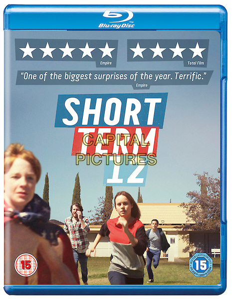 BLU RAY COVER ART<br /> in Short Term 12 (2013) <br /> *Filmstill - Editorial Use Only*<br /> CAP/NFS<br /> Image supplied by Capital Pictures