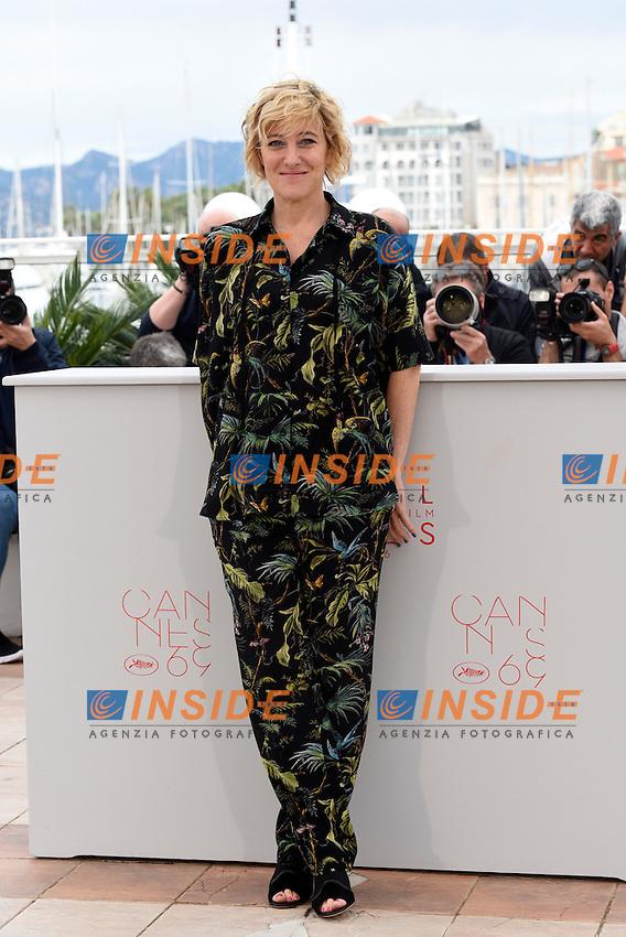 Valeria Bruni-Tedeschi<br /> Festival di Cannes 2016 <br /> Foto Panoramic / Insidefoto