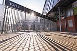 13.03.2020, Am wohninvest WESERSTADION,, Bremen, GER, 1.FBL, Werder Bremen Feature -, im Bild<br /> <br /> <br /> Feature Weserstadion - Ansicht Stadion von Aussen <br /> Eingang tor 2 verschlossen<br /> <br /> Foto © nordphoto / Kokenge