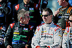 Jason Plato - MG KX Momentum Racing & Matt Neal - Honda Yuasa Racing Team