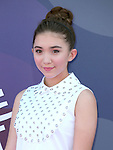 Rowan Blanchard attends The Disney Pixar L.A. Premiere of Inside Out held at The El Capitan Theatre  in Hollywood, California on June 08,2015                                                                               © 2015 Hollywood Press Agency