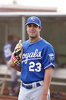 Scott Alexander - Kansas City Royals - 2010 Instructional League.Photo by:  Bill Mitchell/Four Seam Images..