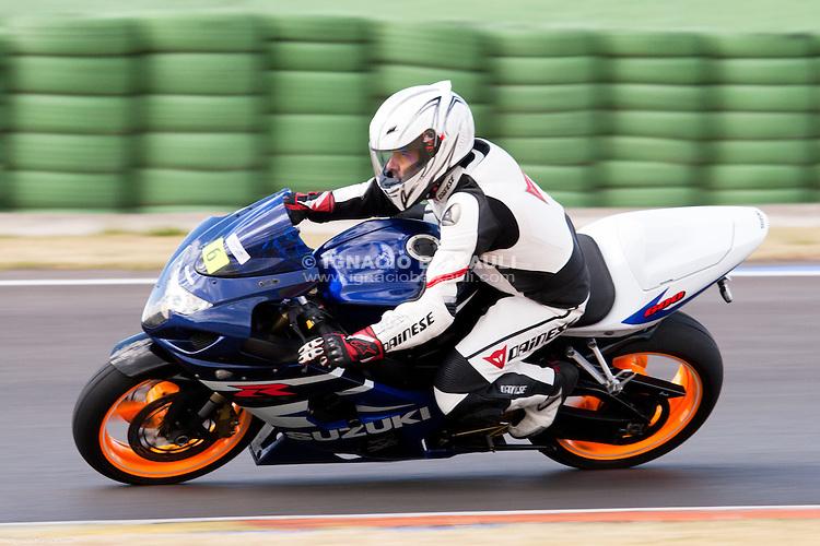 24/2/2013 Tandas Populares Motos. Circuito de la Comunidad Valenciana Ricardo Tormo
