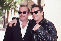 Jimmie Vaughan & Kim Wilson Of <br />