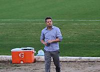 JOÃO PESSOA-PB-05.02.2017- BOTAFOGO-PB-VITÓRIA-BA -  Argel Fucks do Vitória-BA durante partida contra o Botafogo-PB em  jogo válido pela 02ª rodada da Copa do Nordeste 2017, no estádio do Almeidão, zona oeste de João Pessoa, neste domingo, 05. (Foto: Jean Nunes/Brazil Photo Press)