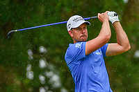 Henrik Stenson (SWE) watches his tee shot on 5 during Friday's round 2 of the PGA Championship at the Quail Hollow Club in Charlotte, North Carolina. 8/11/2017.<br /> Picture: Golffile | Ken Murray<br /> <br /> <br /> All photo usage must carry mandatory copyright credit (&copy; Golffile | Ken Murray)