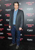 www.acepixs.com<br /> <br /> April 20 2017, New York City<br /> <br /> Nathan Fillion arriving at the premiere of 'American Gods' at the ArcLight Cinemas Cinerama Dome on April 20, 2017 in Hollywood, California.<br /> <br /> By Line: Peter West/ACE Pictures<br /> <br /> <br /> ACE Pictures Inc<br /> Tel: 6467670430<br /> Email: info@acepixs.com<br /> www.acepixs.com