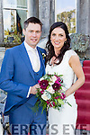 Marie Murphy and Gary McDonald were married at St. Stephen's Church Glencar, by Fr. Kieran O'Sullivan on Saturday 3rd September 2016 with a reception at Ballyseede Castle Hotel