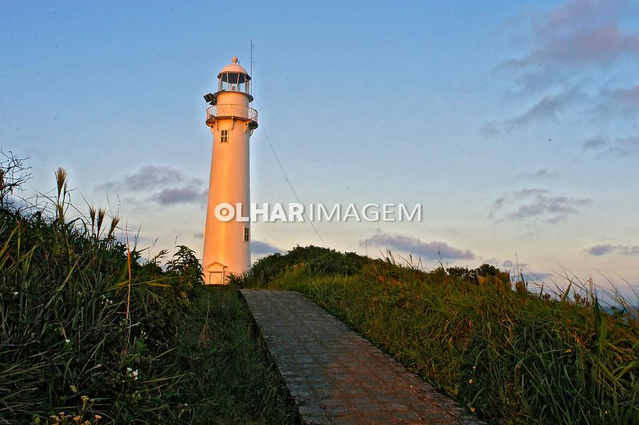 Morro do Farol na Ilha do Mél. Paraná. 2006. Foto de Thais Falcão.