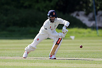 F Khushi of Wanstead during Brentwood CC vs Wanstead and Snaresbrook CC (batting), Shepherd Neame Essex League Cricket at The Old County Ground on 11th May 2019