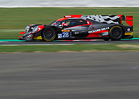 Francois Perrodo (FRA), Matthieu Vaxiviere (FRA), Loïc Duval (FRA) of TDS RACING (FRA) during the 2018 Silverstone - FIA World Endurance Championship at Silverstone Circuit, Towcester, England on 17 August 2018. Photo by Vince  Mignott.