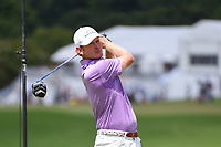 Brandt Snedeker (USA) watches his tee shot on 4 during round 2 of the 2019 Tour Championship, East Lake Golf Course, Atlanta, Georgia, USA. 8/23/2019.<br /> Picture Ken Murray / Golffile.ie<br /> <br /> All photo usage must carry mandatory copyright credit (© Golffile | Ken Murray)