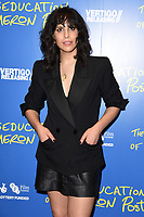 "director, Desiree Akhavan<br /> arriving for the premiere of ""The Miseducation of Cameron Post"" screening at Picturehouse Central, London<br /> <br /> ©Ash Knotek  D3424  22/08/2018"