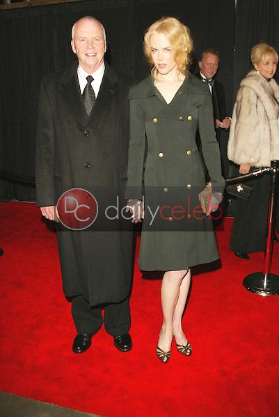 Nicole Kidman and Dad