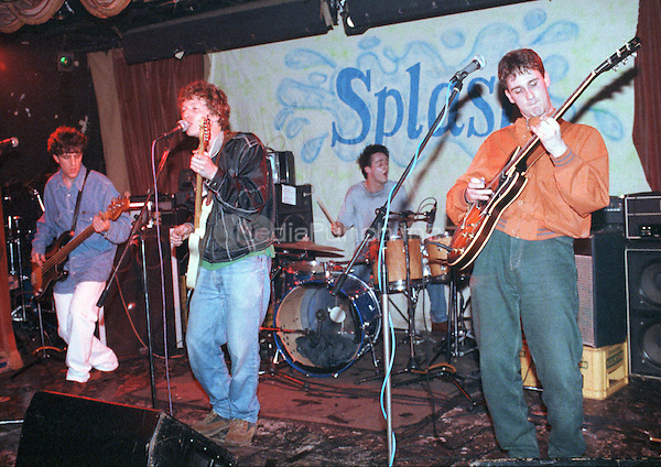 Splash (at The WaterRats) London 27 April 1994 Credit: Ian Dickson/MediaPunch