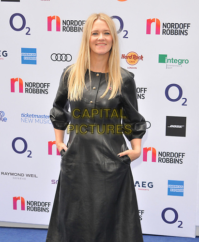 Edith Bowman at the Nordoff Robbins O2 Silver Clef Awards 2019, JW Marriott Grosvenor House Hotel, Park Lane, London, England, UK, on Friday 05th July 2019.<br /> CAP/CAN<br /> ©CAN/Capital Pictures