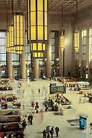 30th Street Train Station, Philadelphia, Pennsylvania