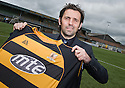 Paul Hartley : New Alloa Manager