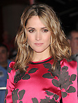 Rose Byrne <br />  at The World premiere of INSIDIOUS: CHAPTER 2 held at Universal CityWalk in Universal City, California on September 10,2013                                                                   Copyright 2013 Hollywood Press Agency