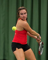 March 13, 2015, Netherlands, Rotterdam, TC Victoria, NOJK, Gabriella Mujan (NED)<br /> Photo: Tennisimages/Henk Koster