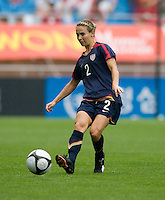 Heather Mitts. The USWNT defeated Canada, 1-0, at Suwon World Cup Stadium in Suwon, South Korea, to win the Peace Queen Cup.