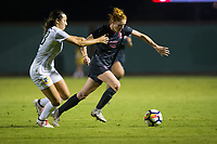 STANFORD, CA - August 24, 2018: Beattie Goad at Laird Q. Cagan Stadium. The Stanford Cardinal defeated the USF Dons 5-1.