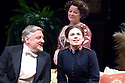 Major Barbara by Bernard Shaw, directed by Nicholas Hytner. With Simon Russell Beale as Andrew Undershaft, Hayley Atwell as Barbara Undershaft, Clare Higgins as Lady Britomart Undershaft .Opens at The Olivier Theatre at The National Theatre on 4/3/08. CREDIT Geraint Lewis