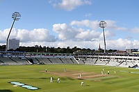 General view of play during Warwickshire CCC vs Essex CCC, Specsavers County Championship Division 1 Cricket at Edgbaston Stadium on 13th September 2017
