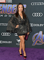 "LOS ANGELES, USA. April 22, 2019: Ming-Na Wen at the world premiere of Marvel Studios' ""Avengers: Endgame"".<br /> Picture: Paul Smith/Featureflash"