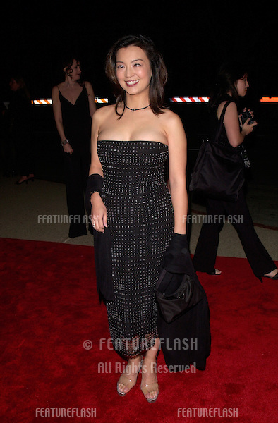 Actress MING-NA WEN at the 27th Annual People's Choice Awards in Pasadena, California..07JAN01.  © Paul Smith/Featureflash