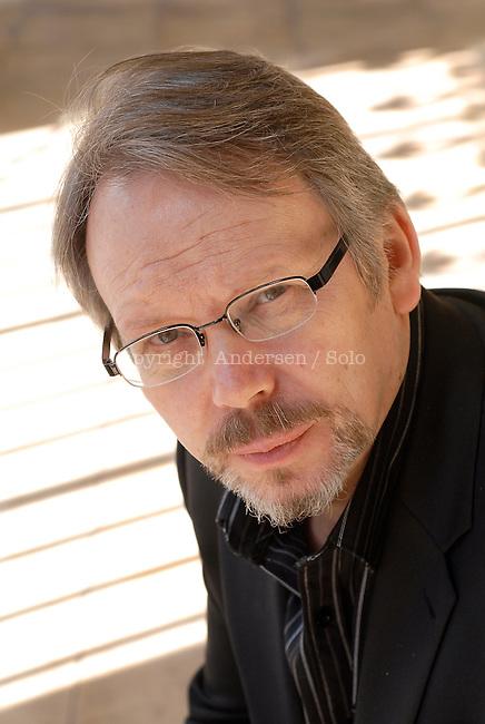 English writer Craig Russell.