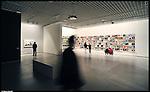Galleria d'Arte Moderna. Immagine appartenente al progetto fotografico Vita da Museo di Marco Saroldi.
