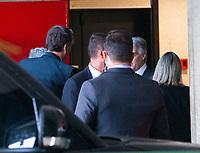 BRASILIA, DF, 20.11.2018 - BOLSONARO-CCBB-   O presidente eleito, Jair Bolsonaro, chega ao CCBB, onde ocorre a transição do Governo, nesta terça, 20.(Foto:Ed Ferreira / Brazil Photo Press)